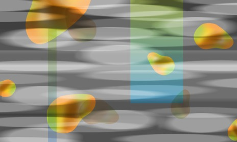 Flying Pears -- Archival Pigment Print - various sizes