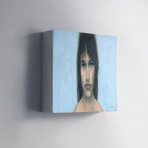 Blue Saskia