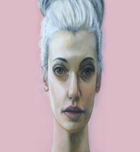 """Too thin, too rich. 20""""x20"""" - Oil on birch panel - $2,000.00"""