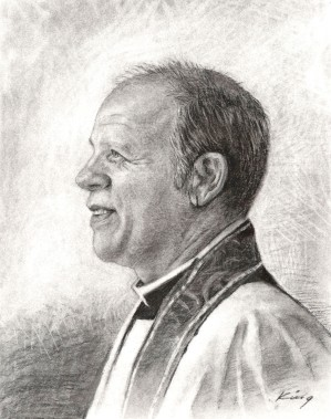 Andrew Absil - Charcoal Sketch