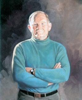 Leonard Lee - 24 x 20 - oil on canvas