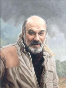 Ron Tysick - 20 x 16 - oil on canvas